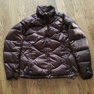 The North Face down fill 550 jacket woman's XL